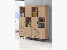 [全新] 喬洛 黃橡木色5.3尺書櫃書櫃/書架全新