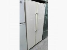 [9成新] 特價~LG 對開冰箱550公升冰箱無破損有使用痕跡