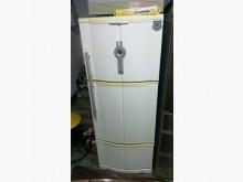 [9成新] line便宜~家用三門冰箱冰箱無破損有使用痕跡