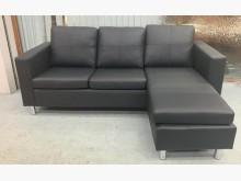 [全新] 全新L型皮沙發 客廳桌椅 宏品L型沙發全新