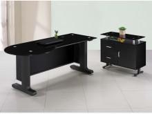 [全新] 造型L型主管辦公桌組$19800辦公桌全新