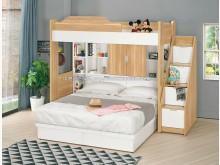 [全新] 2104694-1卡爾多功能床組雙人床架全新