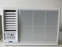 [9成新] ♥恆利♥聲寶110V窗型3~5坪窗型冷氣無破損有使用痕跡