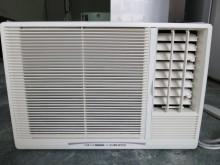 [95成新] ♥恆利♥九成新三洋變頻 3~5坪窗型冷氣近乎全新
