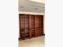 [9成新] 高級酒書櫃其它櫥櫃無破損有使用痕跡