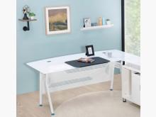 [全新] 強化玻璃6尺辦公主桌$9900辦公桌全新