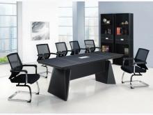 [全新] 皮製造型會議桌$23200會議桌全新