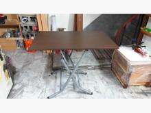 [全新] 再生傢俱~實木桌面餐桌全新