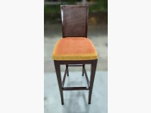 F92609*胡桃高腳椅*其它桌椅有輕微破損