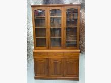 [95成新] 全實木樟木書櫃 酒櫃 宏品家具書櫃/書架近乎全新