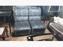 00829-双人皮沙發雙人沙發無破損有使用痕跡