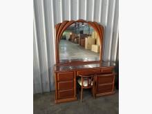 00835-5尺化妝台附椅鏡台/化妝桌無破損有使用痕跡