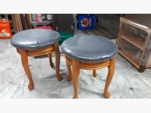 [9成新] 九成新圓凳1張.4千免運其它桌椅無破損有使用痕跡
