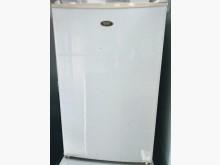 [9成新] 單門冰箱80公升冰箱無破損有使用痕跡