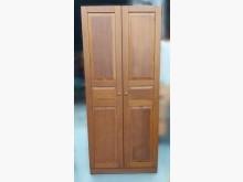 [9成新] B110803*柚木單人衣櫃衣櫃/衣櫥無破損有使用痕跡