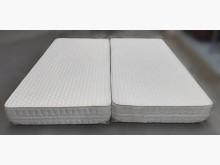 [9成新] B110807*白布6尺床架雙人床墊無破損有使用痕跡