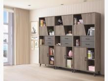 [全新] 奧蘭多8尺書櫃組書櫃/書架全新