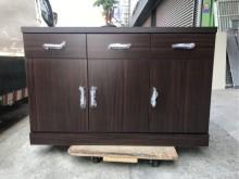 [全新] 全新四尺胡桃櫥櫃/餐櫥櫃/抽屜櫥其它櫥櫃全新