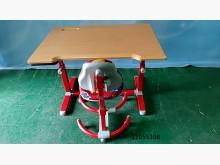[9成新] 11055108 兒童書桌椅書桌/椅無破損有使用痕跡