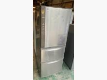 福利品出清國際牌468L變頻冰箱冰箱無破損有使用痕跡