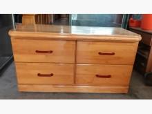 [9成新] 九成新原木實木置物電視櫃電視櫃無破損有使用痕跡