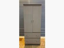 [8成新] B1118EJJ 白橡下二抽衣櫃衣櫃/衣櫥有輕微破損