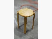 F111206*圓形椅子餐椅無破損有使用痕跡