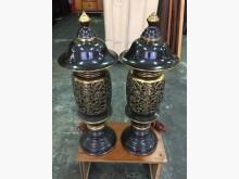 非凡二手家具 銅製佛燈其它燈具無破損有使用痕跡