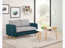 [全新] 艾薇雙人布沙發雙人沙發全新