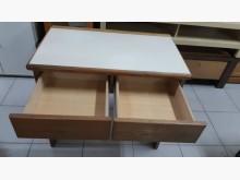 [9成新] 原木木心板3尺書桌書桌/椅無破損有使用痕跡