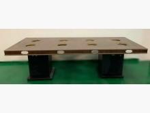 [7成新及以下] E120203*8孔火鍋桌*其它桌椅有明顯破損