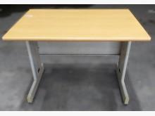 [9成新] E113010*原木色OA桌辦公桌無破損有使用痕跡