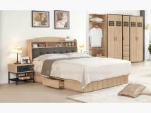 2004003-1雷納爾雙人床雙人床架全新