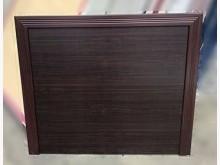[9成新] B120408*胡桃床頭片床頭櫃無破損有使用痕跡