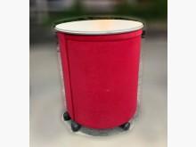 [9成新] A120413*圓形沙發咖啡桌單人沙發無破損有使用痕跡