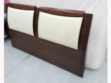 [9成新] 胡桃白皮床頭片* 床頭片床頭櫃無破損有使用痕跡
