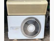 日立牌1頓分離式冷氣洗衣機無破損有使用痕跡