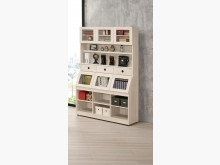[全新] 丹妮拉4尺收納櫃書櫃/書架全新