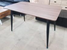 [全新] 毅昌二手家具~全新時尚餐桌餐桌全新