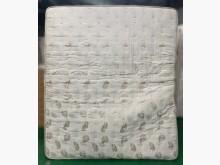 [8成新] B122705*6*7尺楓葉床墊雙人床墊有輕微破損