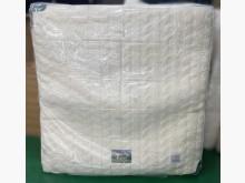 [8成新] 6*6.2尺獨立筒床墊雙人床墊有輕微破損