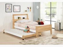 [全新] 2004137-3卡爾單人子母床單人床墊全新