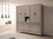 [全新] 奧蘭多古橡色7尺衣櫃$29000衣櫃/衣櫥全新