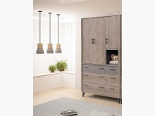 [全新] 奧蘭多古橡色4尺衣櫃$17800衣櫃/衣櫥全新
