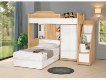 [全新] 2004170-2卡爾五件式床組雙人床架全新