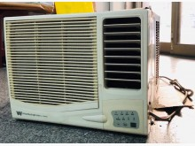 [8成新] 西屋窗型冷氣窗型冷氣有輕微破損