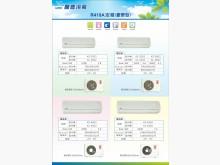 [95成新] 房東拒租8大行業全新1.3分離式冷氣近乎全新
