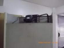 [8成新] 營業用二門冷藏冰箱.玻璃展示冰箱冰箱有輕微破損