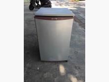 大慶二手家具 東元小鮮綠小冰箱冰箱無破損有使用痕跡