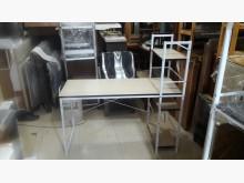 [95成新] 九五成新實木板書桌.4千免運書桌/椅近乎全新